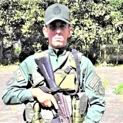 Primer Teniente (Ej) Julio Manuel Inojosa Morgado falleció en el accidente del mortero