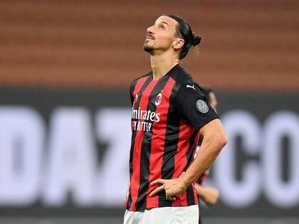 Zlatan Ibrahimovic acusa tanto a EA como a FIFPro sobre el uso sin permiso de su imagen (Foto: Reuters   Daniele Mascolo)