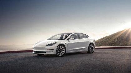 Por ahora, el vehículo más pequeño del que dispone Tesla es el Model 3, un sedán sin versión hatch.