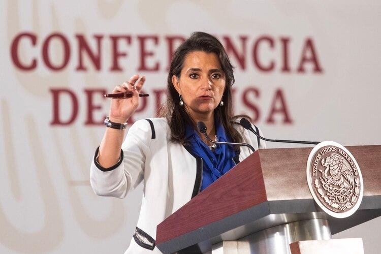 Margarita Ríos fue pieza fundamental del colectivo Coalición Anticorrupción creado en Monterrey, Nuevo León. (Foto: Cuartoscuro)