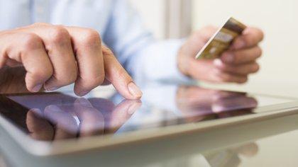 Compras digitales en cuarentena