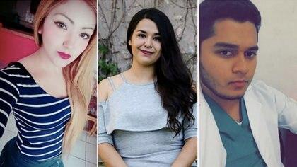 Mayra, Sigrid Casandra Díaz Huerta y Oswaldo Galván Rodríguez vivía en la misma casa antes de desaparecer