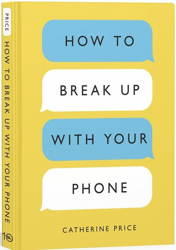 """""""How to Break Up With Your Phone"""" describe una realidad preocupante, pero también ofrece una guía práctica para cambiarla."""
