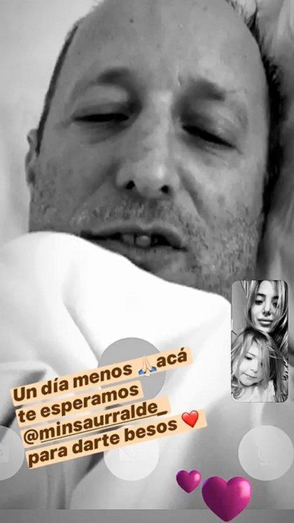 El posteo de Jésica Cirio en su cuenta de Instagram