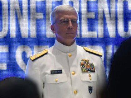 Craig S. Faller, jefe del Comando Sur de EEUU
