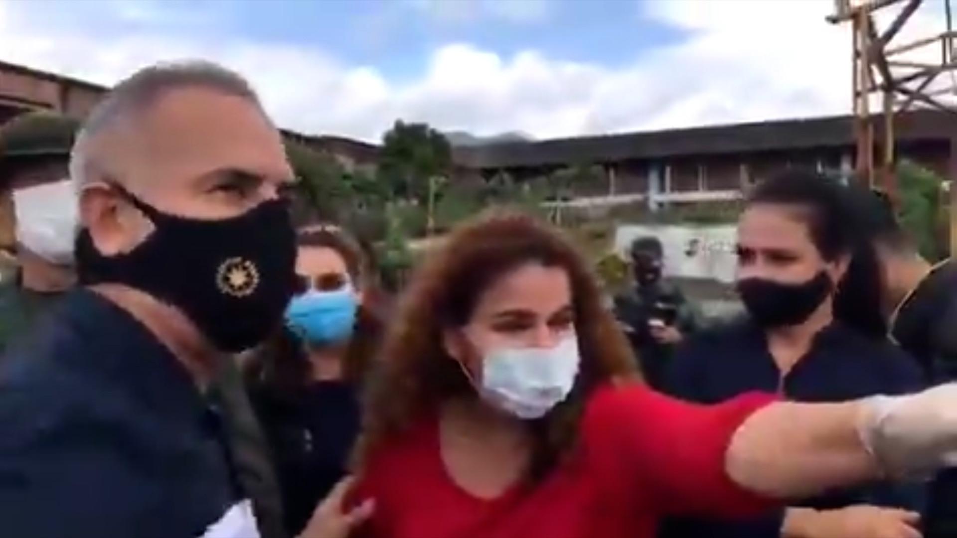 """Allá vamos a meter a Juan Guaidó"""": la ministra de Prisiones del ..."""