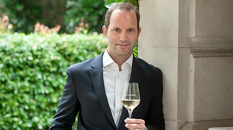 Fernando Gouiran, director de Chandon