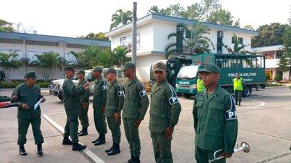 La Policía Militar siempre gozó de prestigio en el pasado
