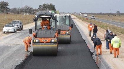 Los PPP fueron acordados para invertir en corredores viales (Presidencia de la Nación)