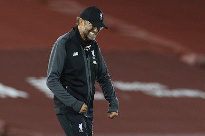 Klopp ya ganó los dos títulos más importantes que puede obtener con el Liverpool: la Champions League y la Premier (Reuters)