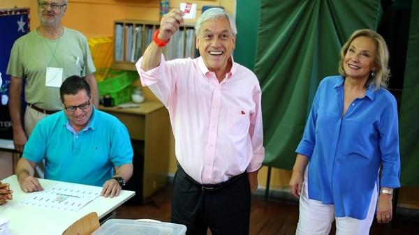 Sebastian Piñera(Reuters)