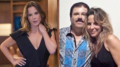 """Kate del Castillo se encontró con """"El Chapo"""" Guzmán cuando él estaba prófugo de la justicia (Foto: Instagram Katedelcastillo, @robertvasquez)"""