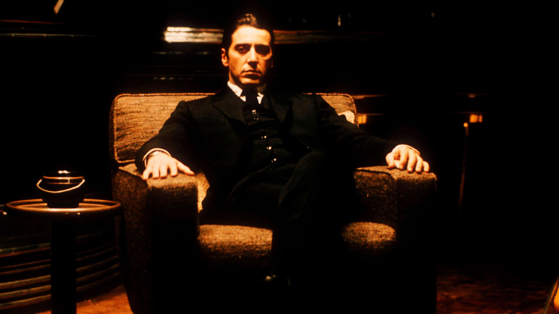 """Al Pacino en """"El Padrino II"""" (1974)"""