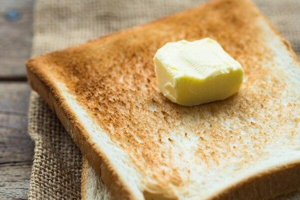Es más bajo en fibra que una rebanada de pan integral (Getty Images)