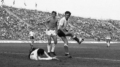 Holanda superó en 1974 a Argentina en el Mundial (Foto: AP)