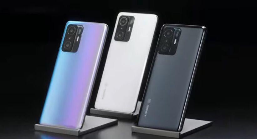 15-09-2021 Telefonos de la serie Xiaomi 11T POLITICA INVESTIGACIÓN Y TECNOLOGÍA XIAOMI