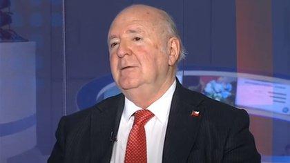 Luis Schmidt, embajador de Chile en China