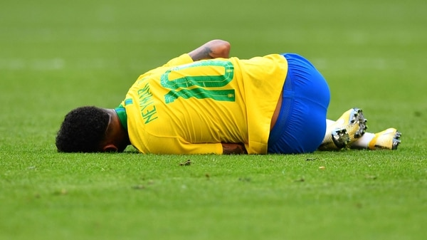 Neymar no tuvo un Mundial destacable REUTERS/Dylan Martinez