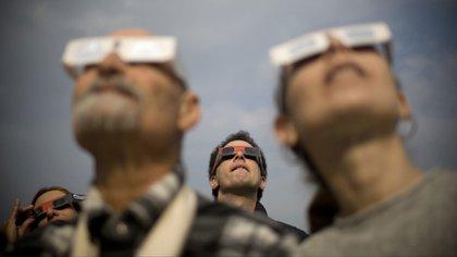 El eclipse solar total se producirá a las 13 y durará 2 minutos en cada sitio