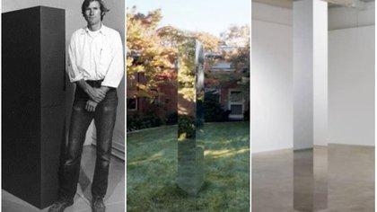 Algunos internautas sugirieron que podría tratarse de una obra del fallecido artista minimalista John Harvey Mc Cracken ya que la mayoría de sus obras son similares a monolitos