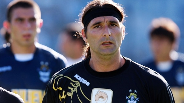 Gaston Sessa vuelve al fútbol con 44 años