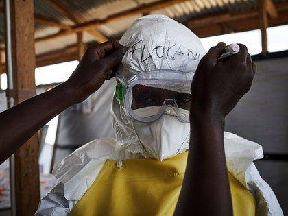 El nuevo caso prende las alarmas de un posible nuevo brote de ébola en el Congo. EFE/HUGH KINSELLA CUNNINGHAM/Archivo