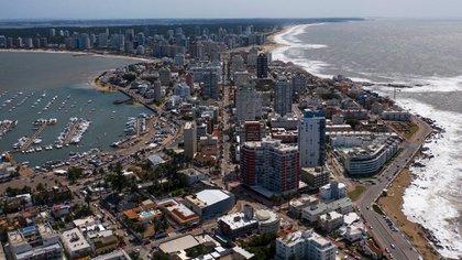 Punta del Este, uno de los destinos más elegidos por los argentinos