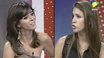 Marianela Mirra y Nadia Epstein