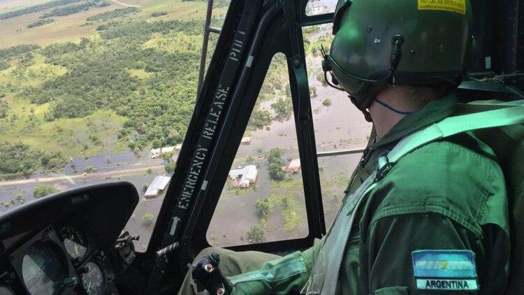 En Corrientes todavía hay más de 2000 evacuados