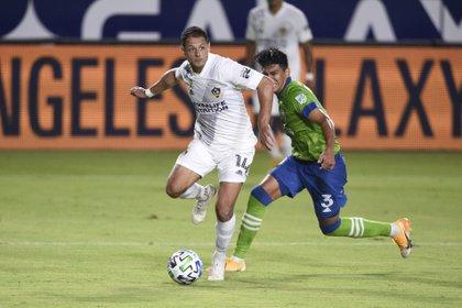 En 16 encuentros, el Galaxy suma 21 goles a favor por 34 en contra Credit: Kelvin Kuo-USA TODAY Sports