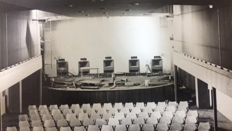 Caseros después del motín de 1984