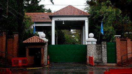 En medio de la fuerte tensión en el Congreso, el senador radical visitó al Presidente en Olivos