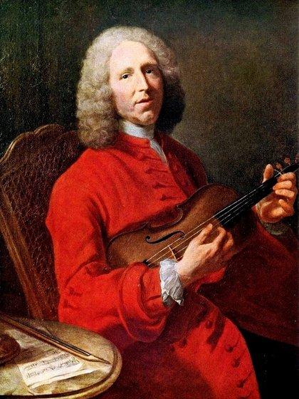 Jean Philippe Rameau, uno de los más influyentes compositores del barroco francés