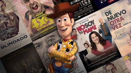 """""""Toy Story 4"""" arrasa en los cines argentinos"""
