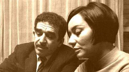 Mercedes Barcha fue fundamental en la obra de Gabo (Foto: Gentileza Sara Facio)