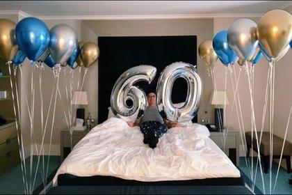 Jean-Claude Van Damme cumplió 60 años y pidió como regalo que le salvaran la vida a una perrita de tres meses