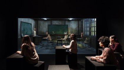 """""""El aula"""", una fantasmagórica experiencia"""