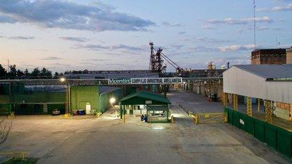 Trabajadores de Vicentín rechazan la intervención y expropiación de la empresa   ( Pablo Lupa)