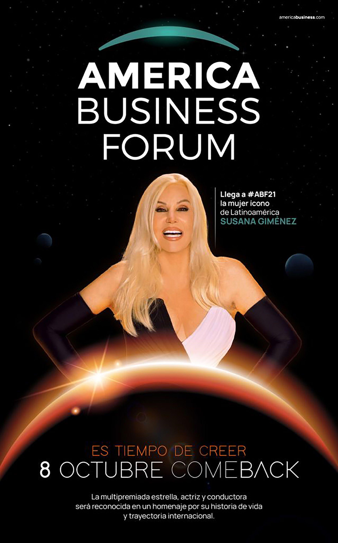 America Business Forum y America Rockstars