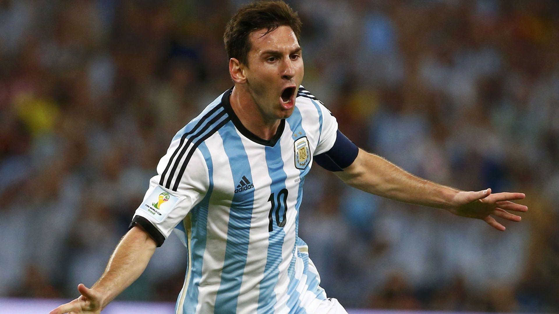 En el Mundial 2014 alcanzó la final y quedó a un paso de alzar la Copa del Mundo