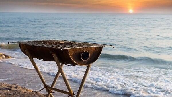 El mar y las brasas: una combinación que no pasa de moda.