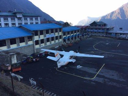 Aeropuerto de Lukla, Nepal