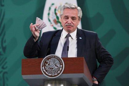 Fernández, cuestionó a los jueces por no avanzar en casos que tienen como principales acusados a dirigentes de la oposición