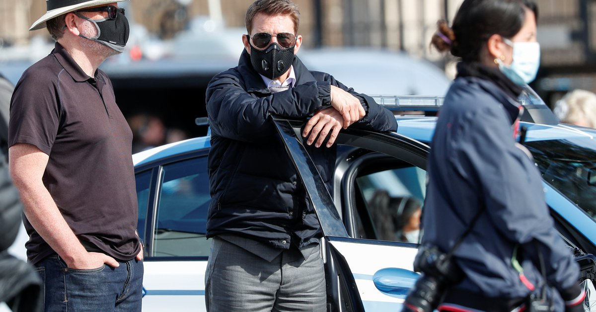 """Se filtró el audio completo de Tom Cruise, furioso contra su equipo en el set de """"Misión imposible"""" - Infobae"""