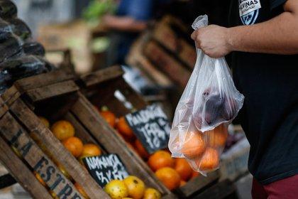 Alimentos y bebidas sigue aumentando por arriba del promedio de la inflación