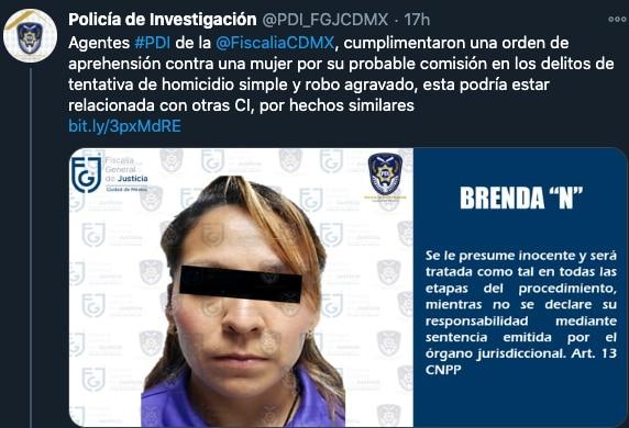 mujer enveneno a hombre cdmx para robarlo 291220 2
