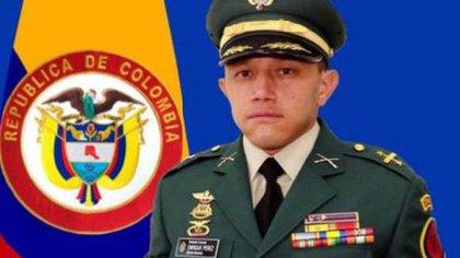 En video: imágenes del coronel Pedro Enrique Pérez, antes de su desaparición en Saravena, Arauca