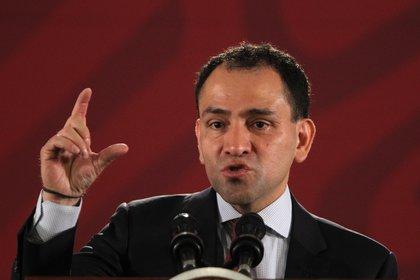 El secretario de Hacienda, Arturo Herrera, destacó que con esta medida, la dependencia también obtiene un beneficio a mediano plazo. (Foto: Mario Guzmán/EFE)