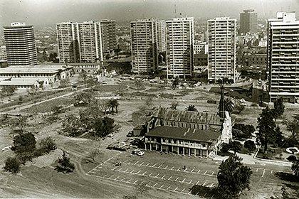 Imagen de archivo de la Iglesia de San Borja
