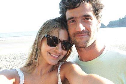 Marcela Kloosterboer y Fernando Sieling